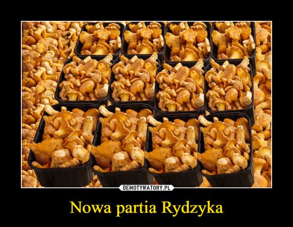 Nowa partia Rydzyka –